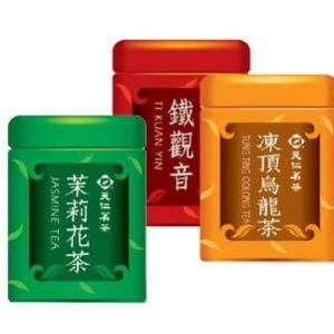 Assorted Tea Set - Jasmine Tea, Oolong Tea, Ti Kuan yin Tea ( 30g x3 )