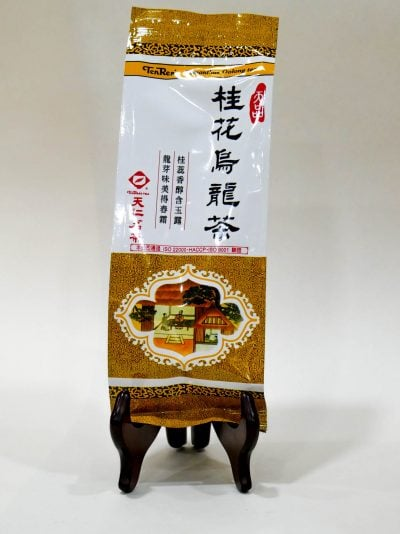 Osmanthus Oolong Tea ( 187.5 g )