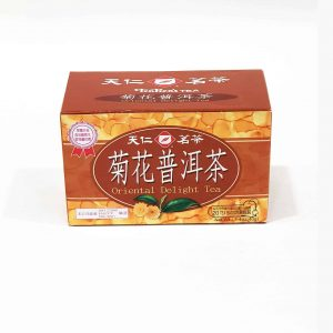 Chrysanthemum Pu Erh Tea Bags (20 pk )