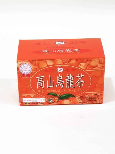 High Mt. Oolong Tea Bags (20 pk)