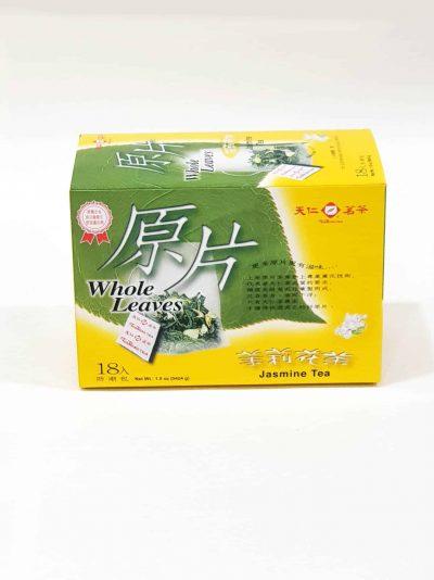 Jasmine Tea Bags ( Whole Leaves 18 pk)