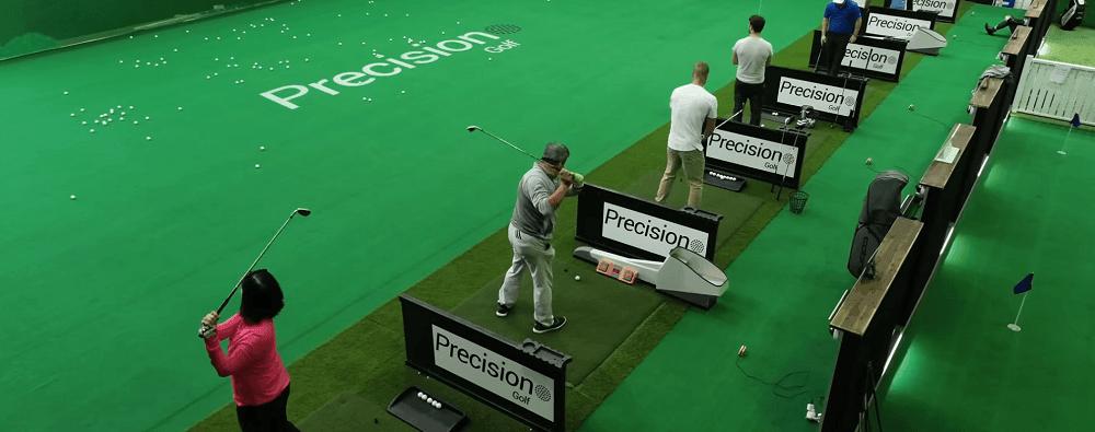 Precision Golf 精准高尔夫俱乐部
