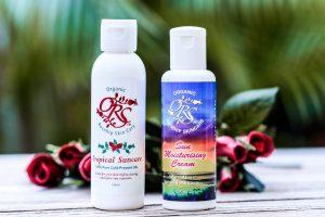 Organic Rosehip Tropical Suncare 125ml