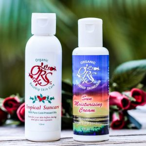 Organic Rosehip Tropical Suncare 125ml