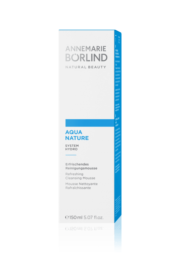 AQUANATURE SYSTEM HYDRO Refreshing Cleansing Mousse