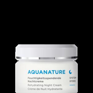 AQUANATURE SYSTEM HYDRO Rehydrating Night Cream