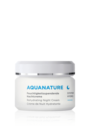 AQUANATURE SYSTEM HYDRO Rehydrating Night Cream