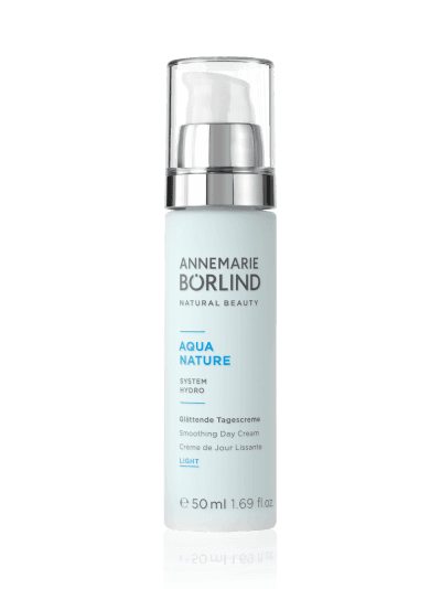 AQUANATURE SYSTEM HYDRO Smoothing Day Cream light