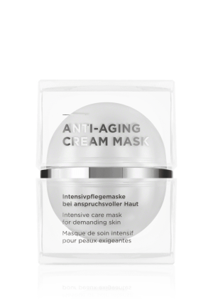 ANTI-AGING CREAM MASK Intensive care mask for demanding skin