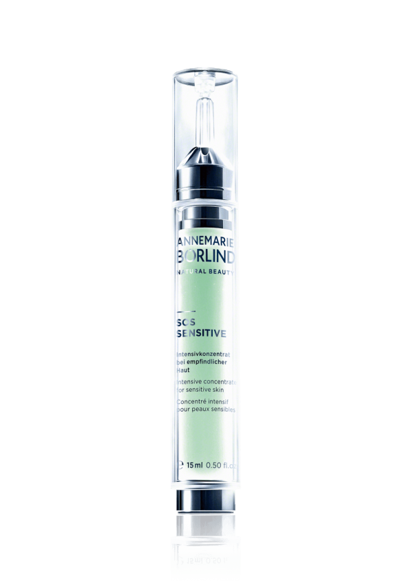 SOS SENSITIVE Intensive concentrate for sensitive skin