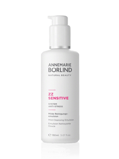 ZZ SENSITIVE SYSTEM ANTI-STRESS Mild Cleansing Emulsion